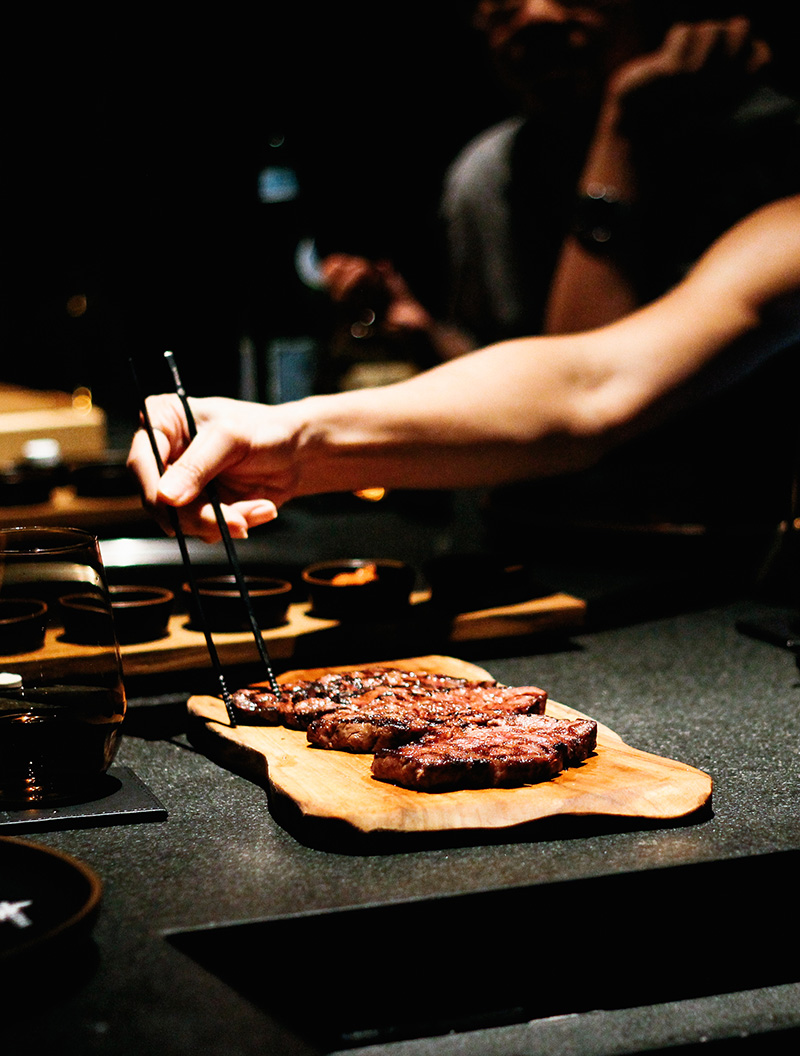 The Perks of Being Twenty Gerson Henry Demas Ryan AB Steak Akira Back Grills Gone Wild Foodies Lifestyle Restaurant Japanese Foods Jakarta Indonesia 17