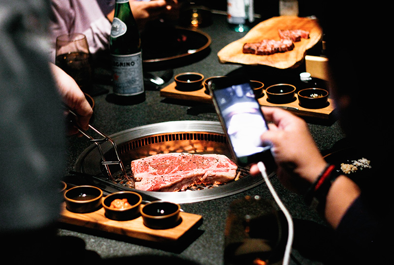 The Perks of Being Twenty Gerson Henry Demas Ryan AB Steak Akira Back Grills Gone Wild Foodies Lifestyle Restaurant Japanese Foods Jakarta Indonesia 20