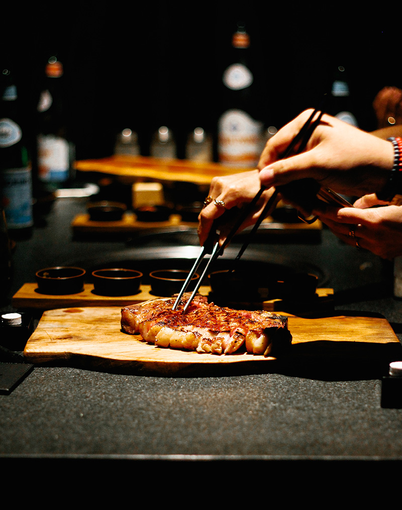 The Perks of Being Twenty Gerson Henry Demas Ryan AB Steak Akira Back Grills Gone Wild Foodies Lifestyle Restaurant Japanese Foods Jakarta Indonesia 22