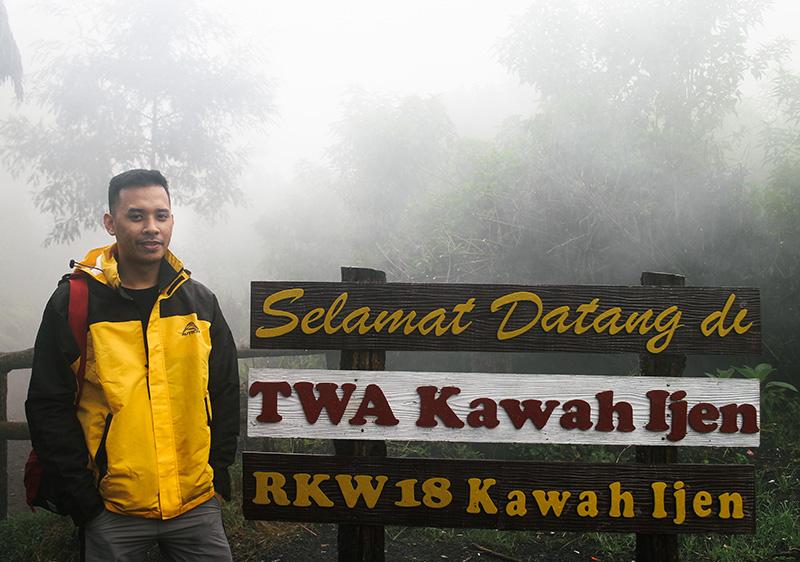 The Perks of Being Twenty Gerson Henry Surabaya Kawah Ijen Banyuwangi Baluran National Park Traveling Lifestyle Solo Travel Indonesia 20