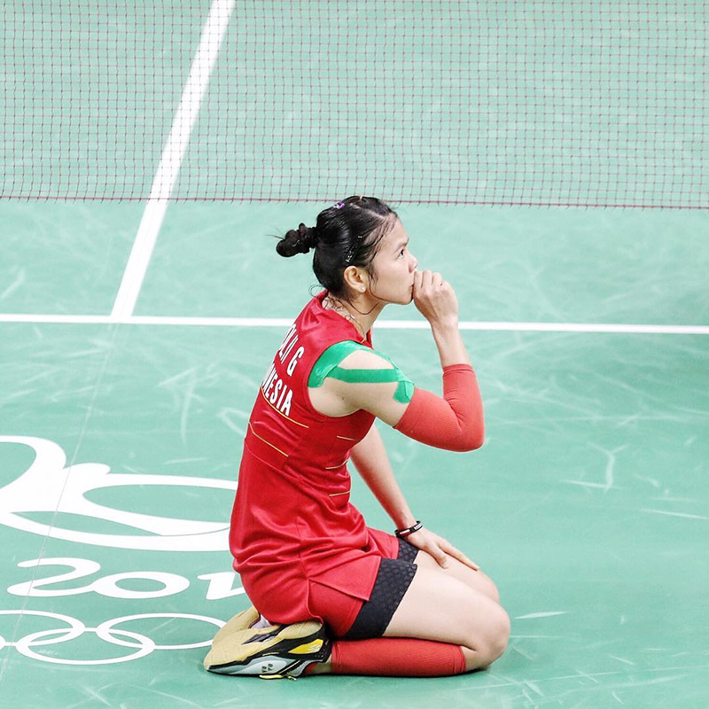 The Perks Of Being Twenty Greysia Polii Badminton Athlete Indonesia Gold Medal Olympic Jakarta Inspiring People Henry Gerson Gerson Henry 07