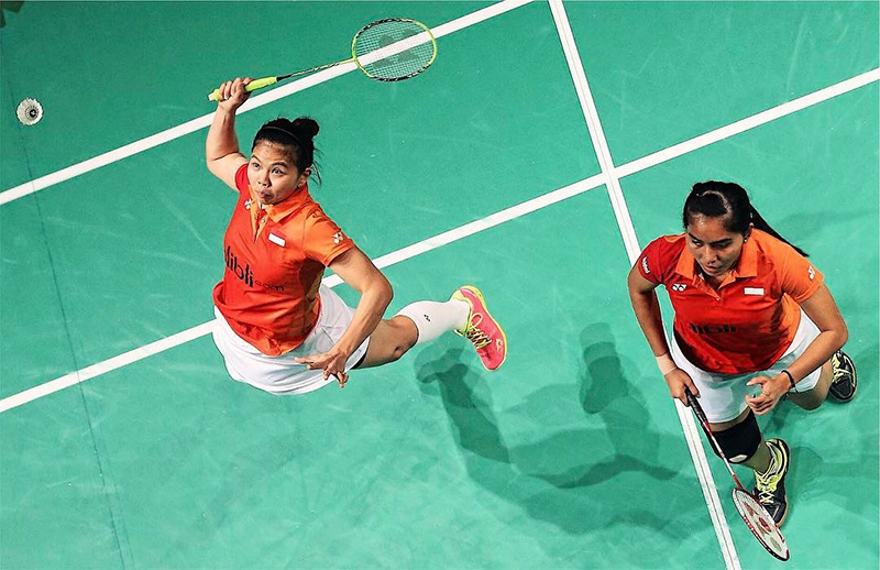The Perks Of Being Twenty Greysia Polii Badminton Athlete Indonesia Gold Medal Olympic Jakarta Inspiring People Henry Gerson Gerson Henry 08