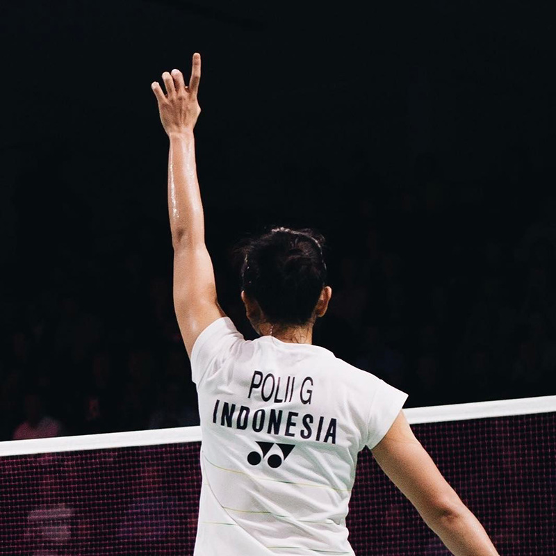 The Perks Of Being Twenty Greysia Polii Badminton Athlete Indonesia Gold Medal Olympic Jakarta Inspiring People Henry Gerson Gerson Henry 09