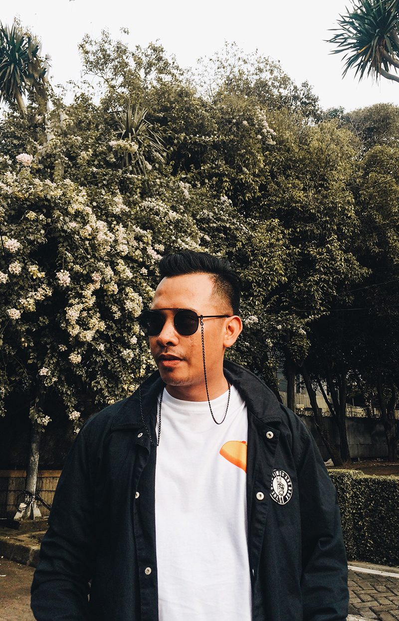 The Perks Of Being Twenty Henry Gerson Gerson Henry OOTD Men's Fashion Lifestyle Streetwear Street Style Hypebeast Jakarta Indonesia Local Brand 02
