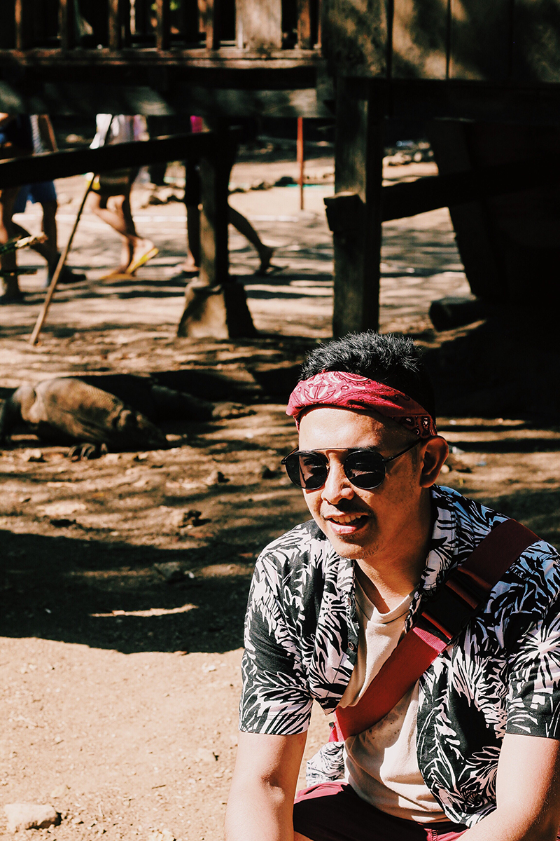 The Perks Of Being Twenty Henry Gerson Gerson Henry Pulau Rinca Komodo National Park Flores Labuan Bajo Visit Indonesia Traveling Lifestyle Beach 11
