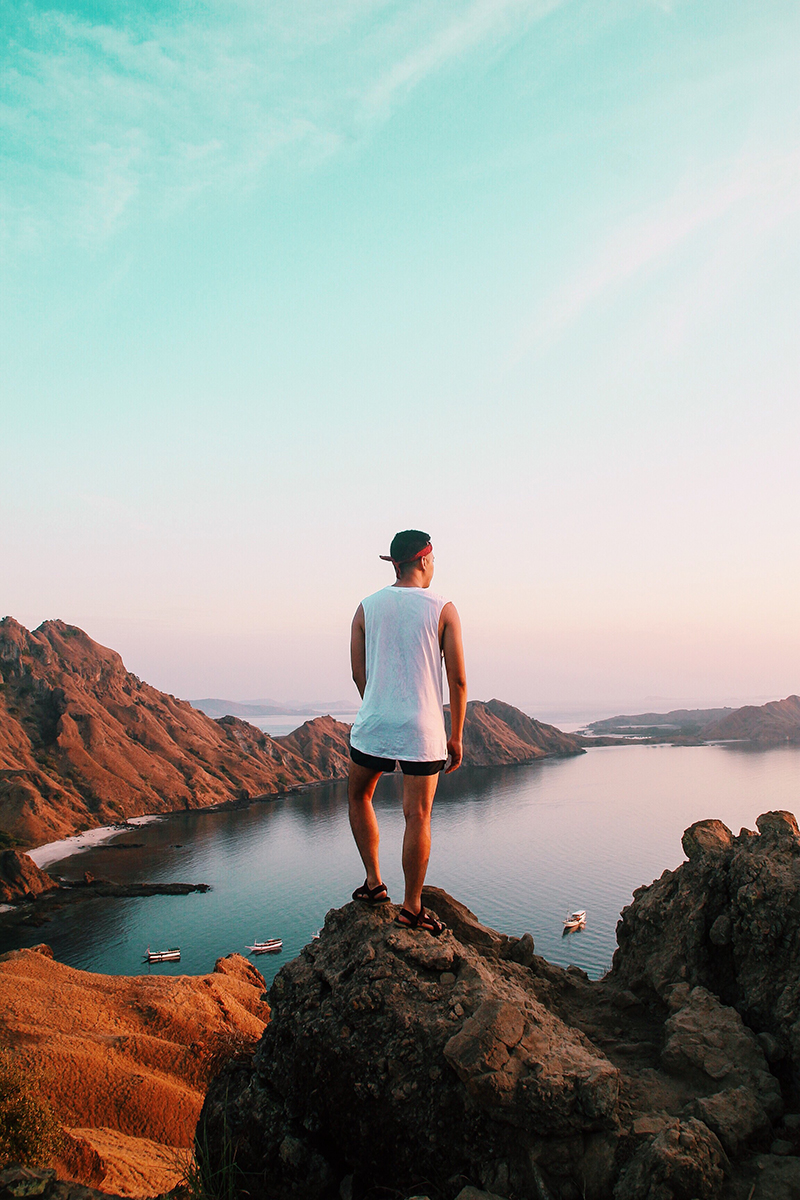The Perks Of Being Twenty Henry Gerson Gerson Henry Pulau Padar Sunrise Labuan Bajo Travel Society Traveling Indonesia Lifestyle Sailing Trip 05