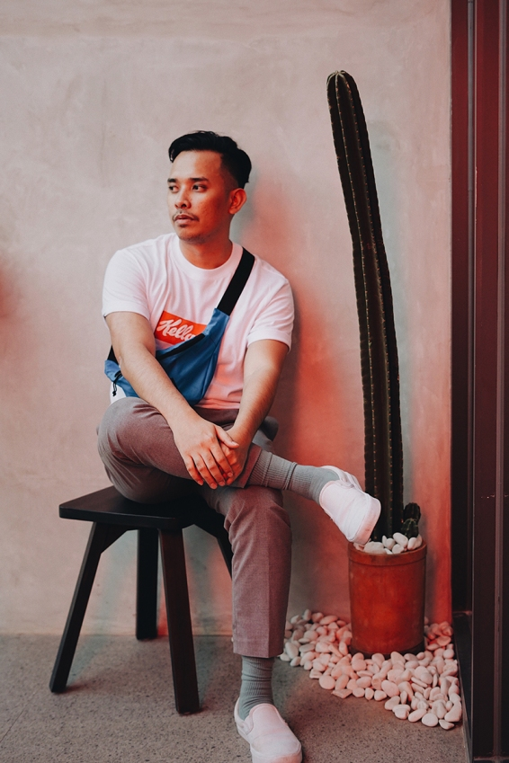 GERSON HENRY HENRY GERSON LIFESTYLE BLOG JAKARTA INDONESIA OOTD MENS LIFESTYLE MENS FASHION MENSWEAR BAGS BELLWOOD MUJI TOPMAN NIKE THE GOODS DEPT TOTE BAG FANNY PACK 13