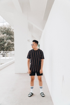The Perks of Being Twenty Henry Gerson Gerson Henry OOTD Lifestyle Men Fashion Jakarta Indonesia Uniqlo Topman PullandBear H&M Zara Bershka Adidas Vans 29