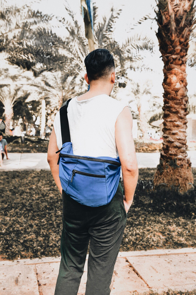 GERSON HENRY HENRY GERSON LIFESTYLE BLOG JAKARTA INDONESIA OOTD MENS LIFESTYLE MENS FASHION MENSWEAR BAGS BELLWOOD MUJI TOPMAN NIKE THE GOODS DEPT TOTE BAG FANNY PACK 18