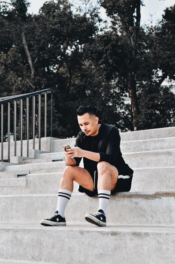 Henry Gerson Gerson Henry Lifestyle Mens Fashion OOTD Jakarta Indonesia Streetstyle Blog Menswear Topman Zara Erigo Bershka Cotton On Uniqlo Muji Converse HnM Lapangan Banteng 02