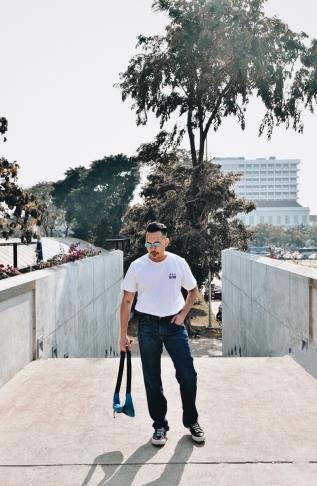 Henry Gerson Gerson Henry Lifestyle Mens Fashion OOTD Jakarta Indonesia Streetstyle Blog Menswear Topman Zara Erigo Bershka Cotton On Uniqlo Muji Converse HnM Lapangan Banteng 28
