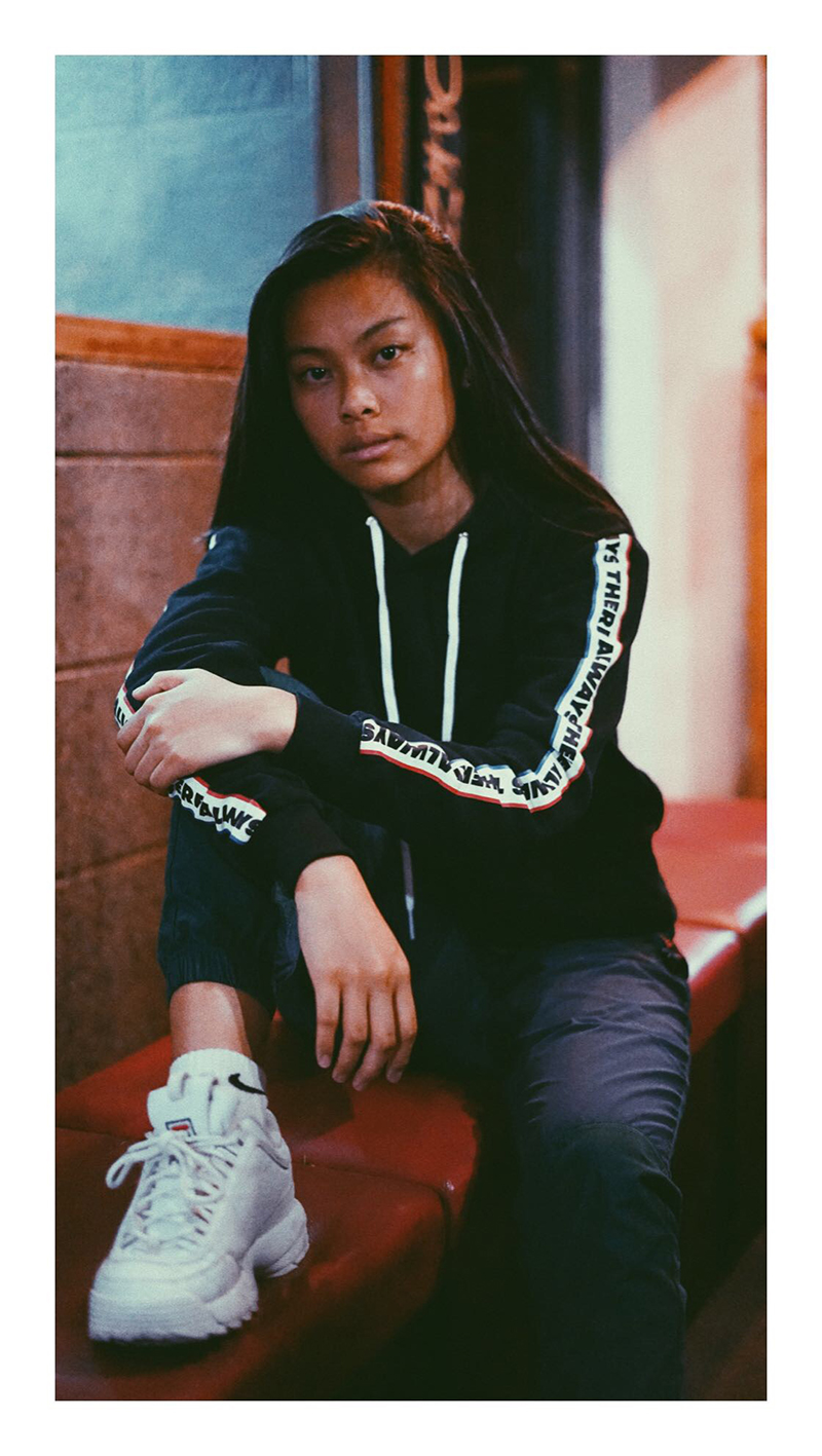 Henry Gerson Gerson Henry Photoshoot Fashion Spread Lifestyle Little Tokyo Blok M Jakarta Indonesia Streetwear OOTD 01