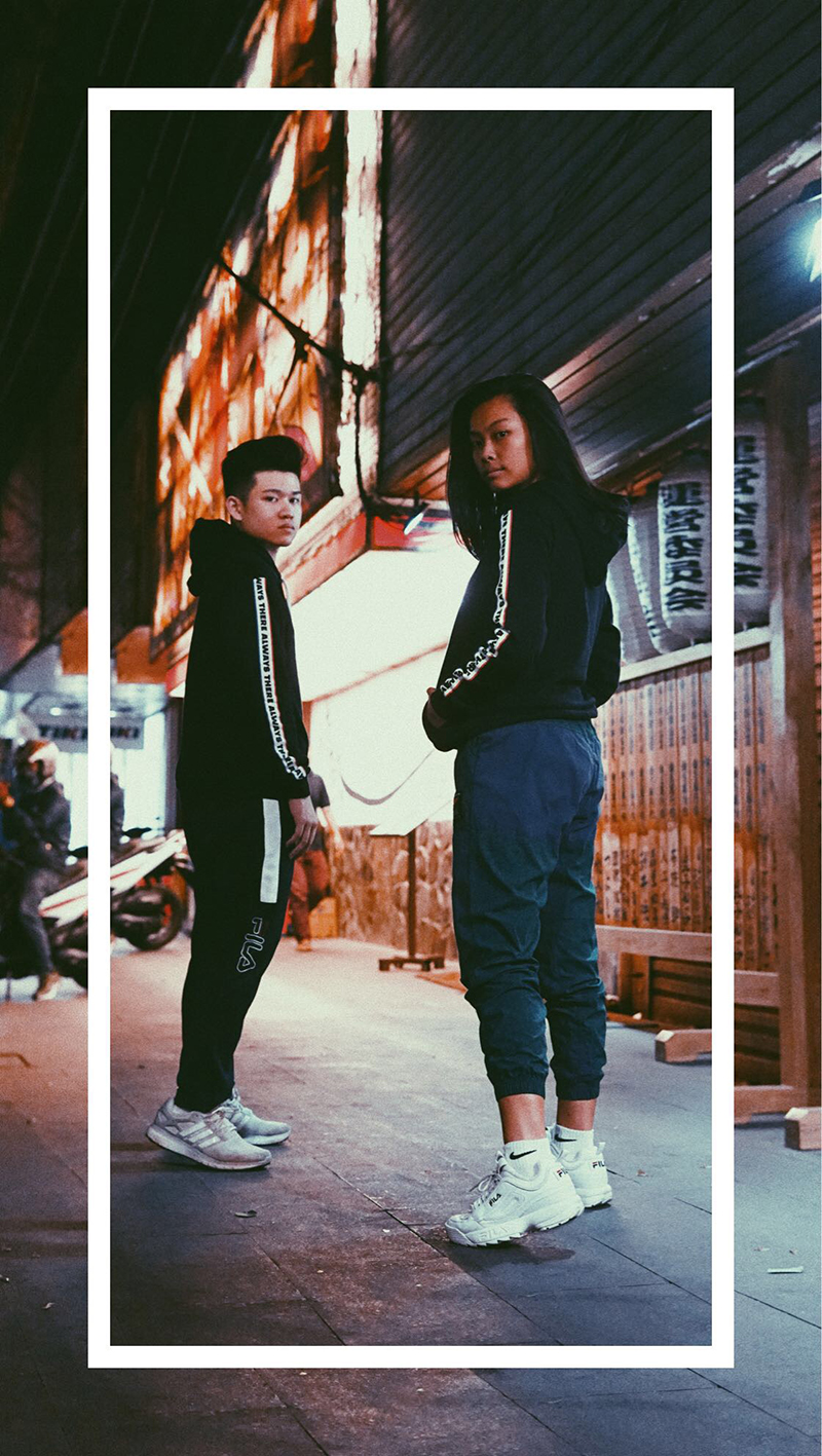 Henry Gerson Gerson Henry Photoshoot Fashion Spread Lifestyle Little Tokyo Blok M Jakarta Indonesia Streetwear OOTD 02