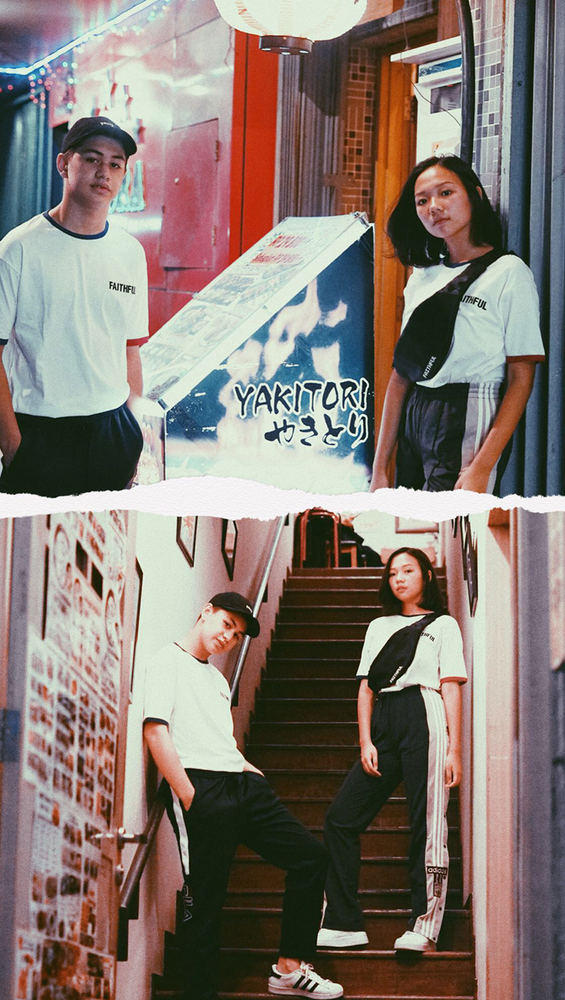 Henry Gerson Gerson Henry Photoshoot Fashion Spread Lifestyle Little Tokyo Blok M Jakarta Indonesia Streetwear OOTD 15