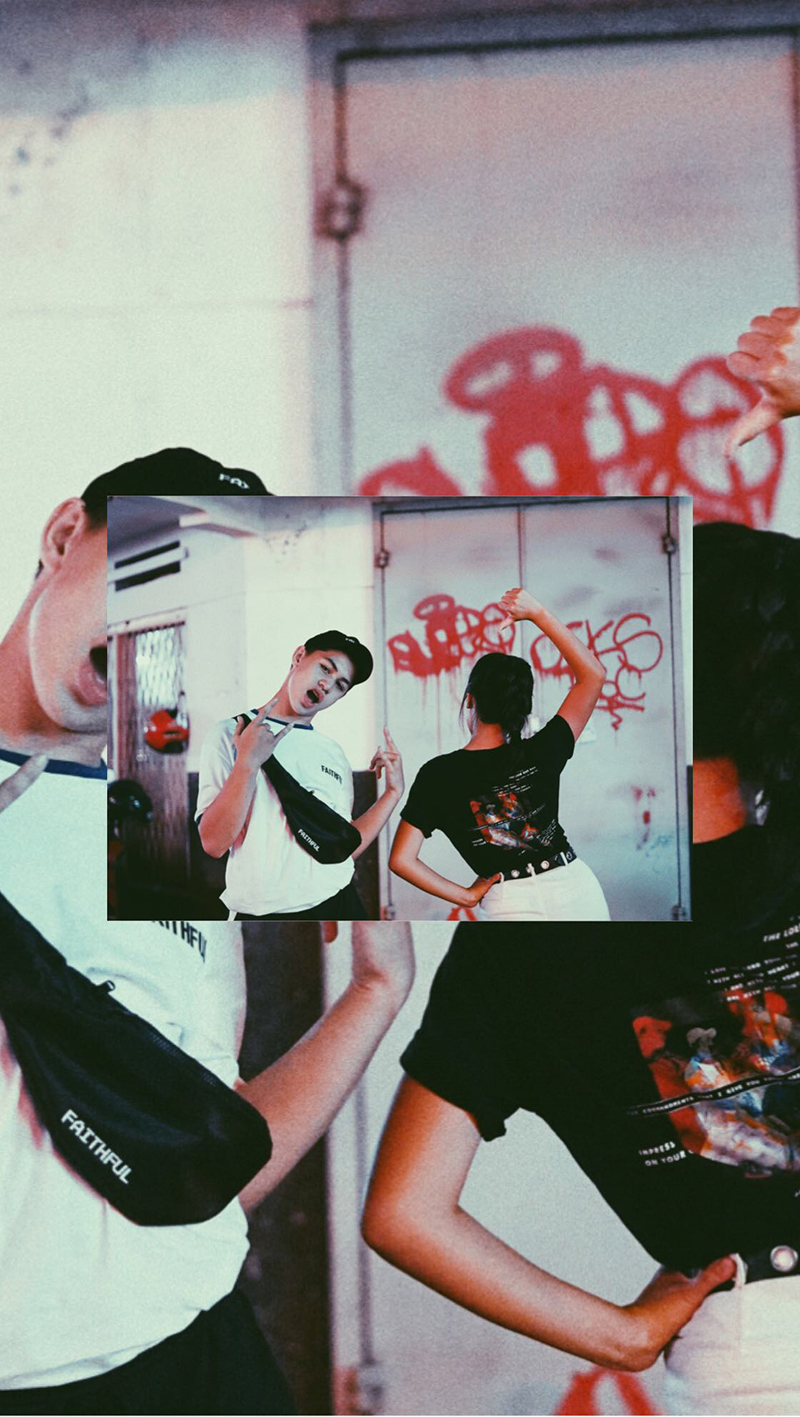 Henry Gerson Gerson Henry Photoshoot Fashion Spread Lifestyle Little Tokyo Blok M Jakarta Indonesia Streetwear OOTD 22