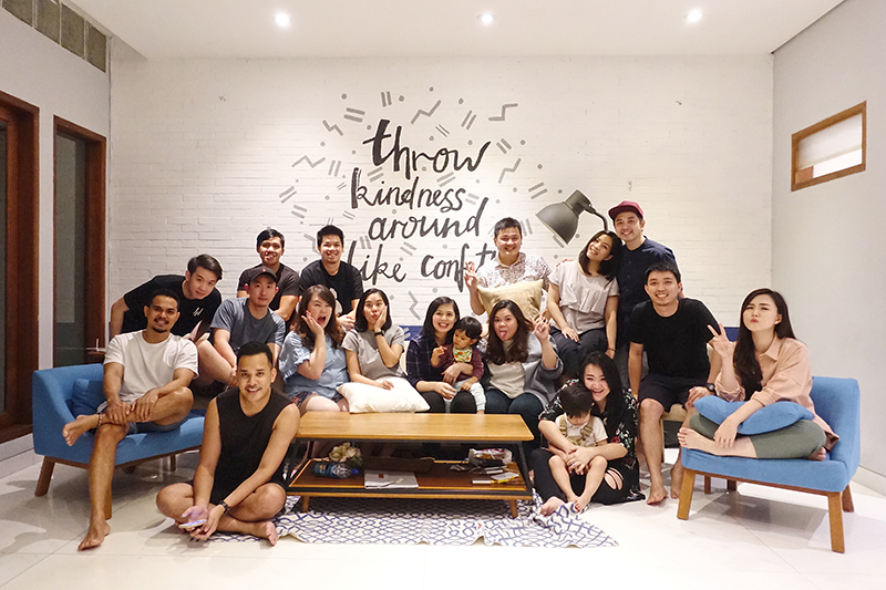 Henry Gerson Gerson Henry Rumah Komering Lifestyle Staycation Jakarta Indonesia Airbnb Traveling Holiday OOTD 04